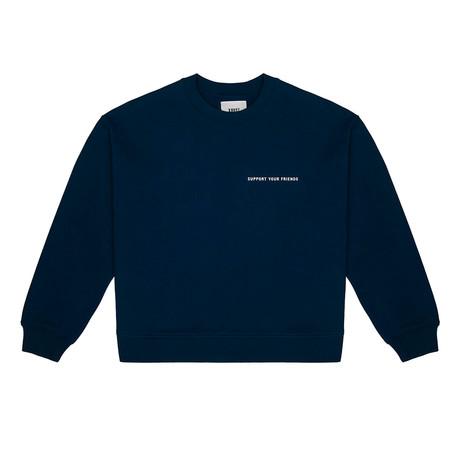 SYF Crewneck // Estate Blue (Small)
