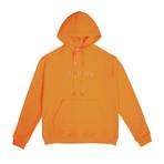 Friend Hoodie // Orange (Small)