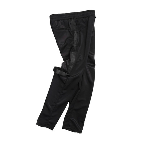 SYF Track Pants // Black + Black (Small)