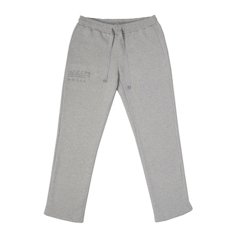 Care Label Instructions Sweatpants // Gray (Small)