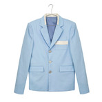 Dco Blazer // Baby Blue (Small)