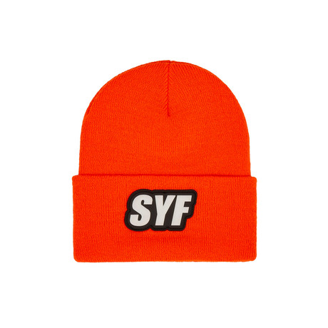 SYF Knit Hat // Autumn Glory