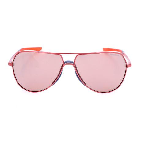 Unisex Outrider Sunglasses // Crimson