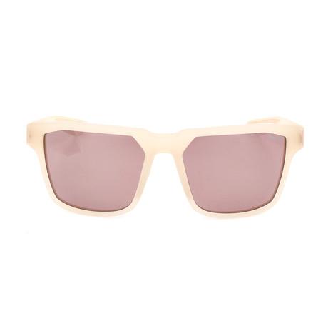 Unisex Fleet Sunglasses // Guava