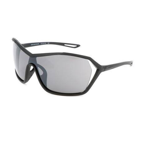 Unisex Helix Elite Sunglasses // Matte Black + Gray