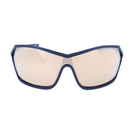 Unisex Helix Elite Sunglasses // Obsidian + Brown