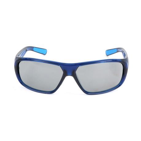 Unisex Mercurial Sunglasses // Midnight Navy + Gray