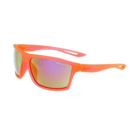 Nike // Men's Legend Sunglasses // Matte Solar Red + Gray Pink