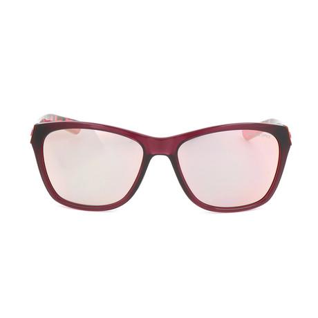 Unisex Vital Sunglasses // Crimson
