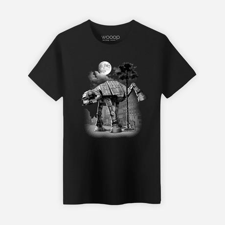 Territory T-Shirt // Black (S)