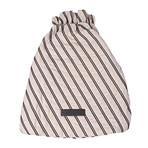 String Backpack + Monili Beads // Cream