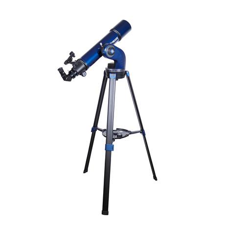 StarNavigator 102 Refractor Computerized Telescope + Smart Phone Adapter + Telescope Carry Bag