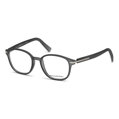 Men's EZ5004 Eyeglasses // Matte Gray