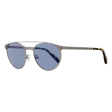 Men's EZ0026 Sunglasses // Matte Light Ruthenium