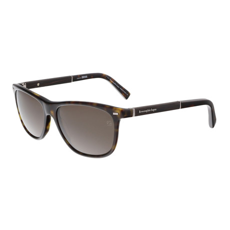 Men's EZ0009 Sunglasses // Dark Havana + Roviex