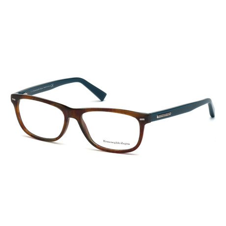Men's EZ5001 Eyeglasses // Havana
