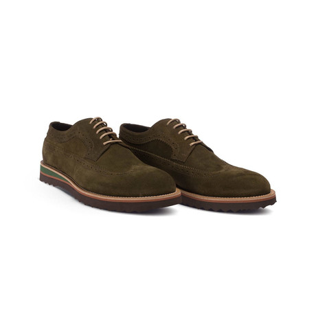 Axel Casual Shoes // Olive (Euro: 38)