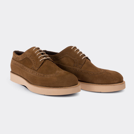 Cason Casual Shoes // Brown (Euro: 38)