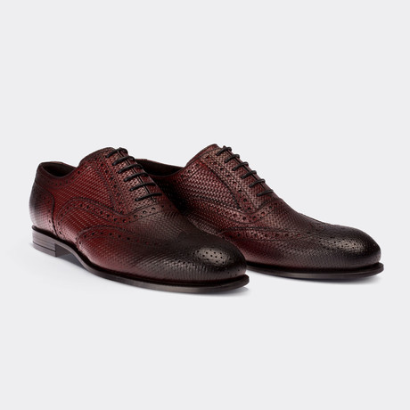 Dexter Classic Shoes // Claret Red (Euro: 38)