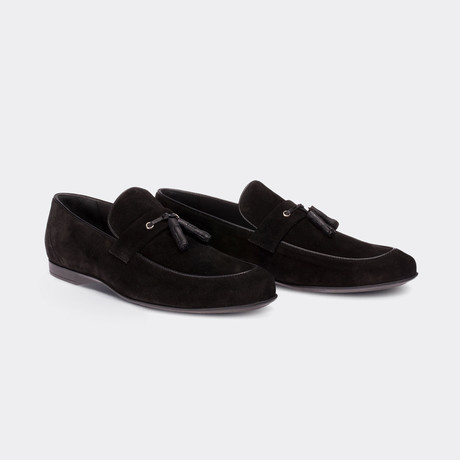 Ryker Loafer Shoes // Black (Euro: 38)