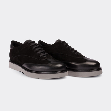 Fox Casual Shoes // Black (Euro: 38)
