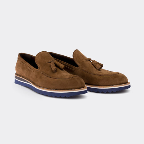 Gregory Loafer Shoes // Tobacco (Euro: 38)
