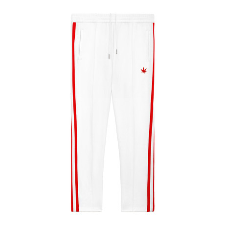 Warm Up Pant // Bright White (XS)