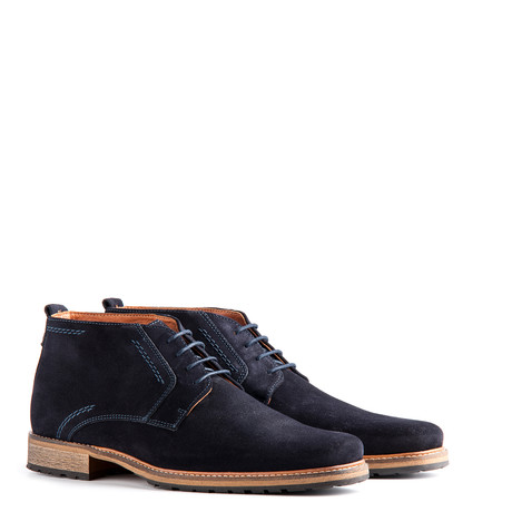 London Suede // Dark Blue (Euro: 40)
