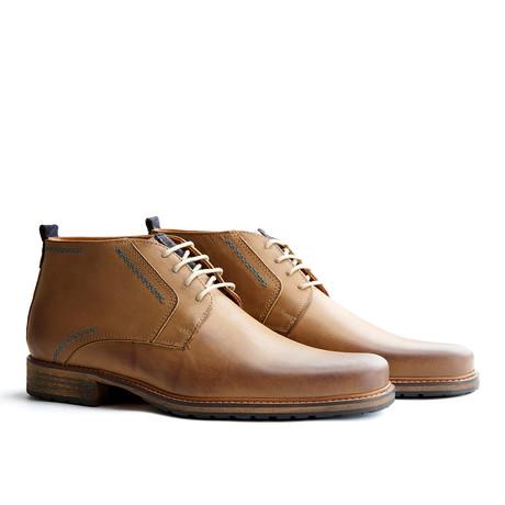 London Leather // Taupe (Euro: 40)