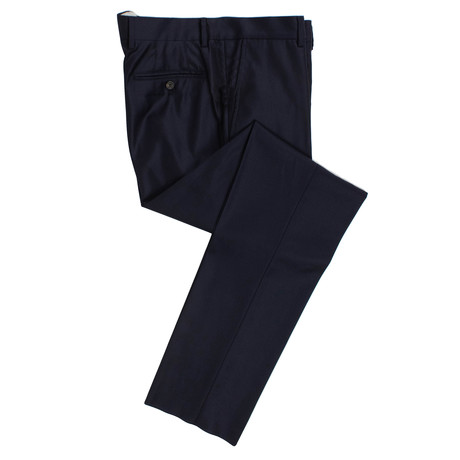 Wool Dress Pants V1 // Blue (52)