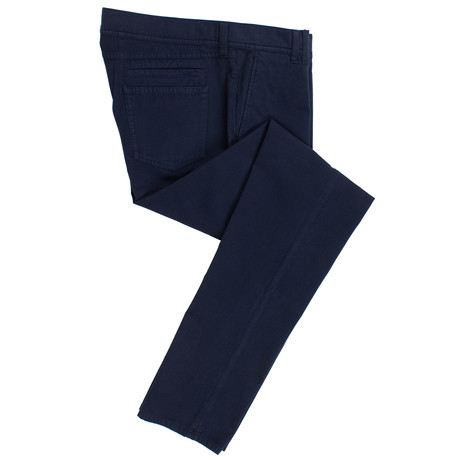 Cotton Dress Pants  V2 // Blue (56)