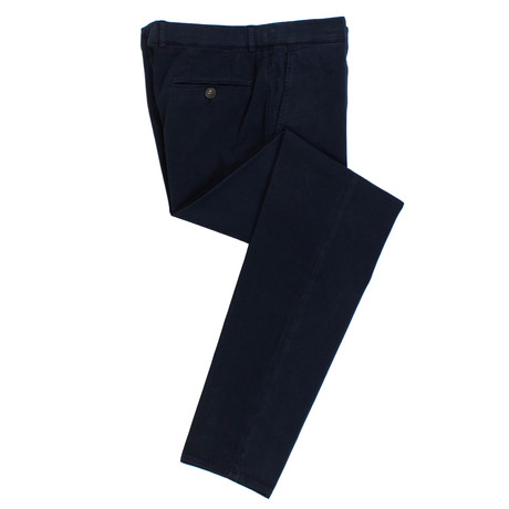 Cotton Dress Pants  V3 // Blue (48)