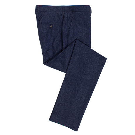 Wool Dress Pants V2 // Blue (52)