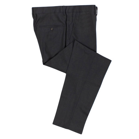 Wool Dress Pants // Dark Gray (54)