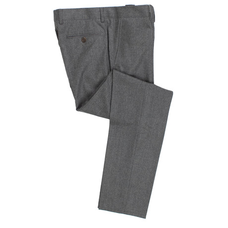 Wool Dress Pants // Gray (54)