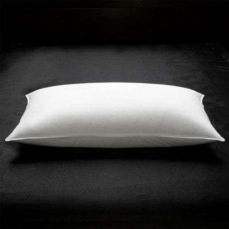 Overstuffed Down Side/Back Sleeper Pillow (Standard)