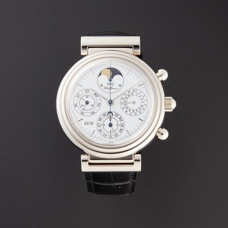 IWC DaVinci Perpetual Calendar Chronograph Automatic // IW3750-06 // Pre-Owned