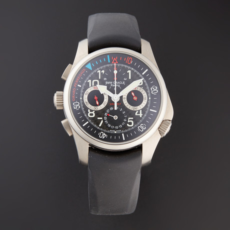 Girard-Perregaux BMW Oracle Racing Chronograph Automatic // 49931 // Pre-Owned