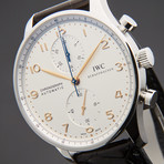 IWC Portugieser Chronograph Automatic // IW3714-45 // Pre-Owned