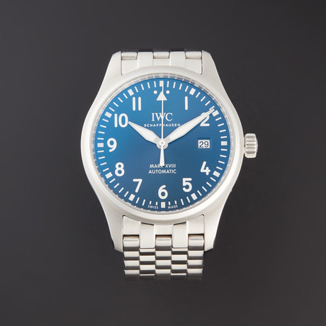 IWC Pilot's Watch Mark XVIII Le Petit Prince Automatic // IW3270-16 // Pre-Owned
