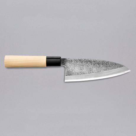 Deba Knife // Hammered Finish