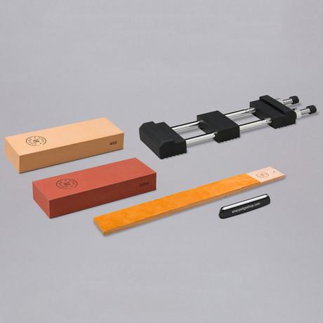 Sharpening Set // Home Pro