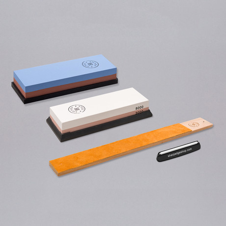 Sharpening Set // Home Sharpener