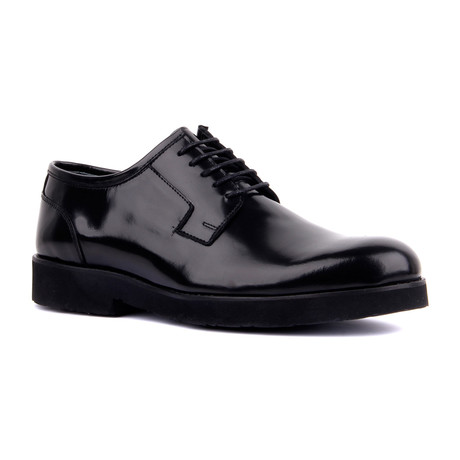 Jordan Oxfords // Black (Euro: 39)