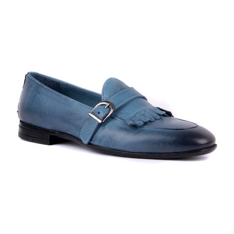 Leo Anar Scotch Loafers // Jean Blue (Euro: 39)