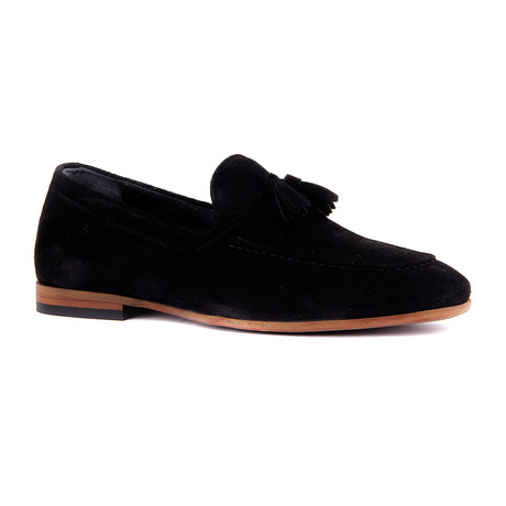 Grayson Loafers // Black (Euro: 39)