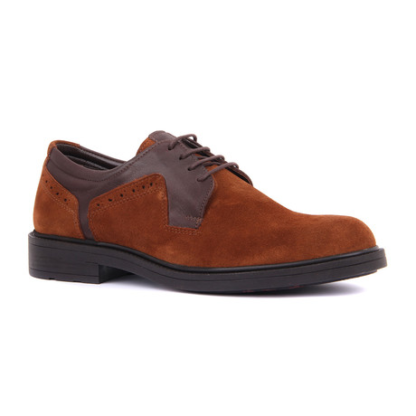 Kackar Oxfords // Brown + Tobacco (Euro: 39)