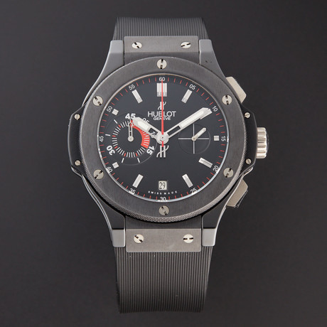 Hublot Big Bang UEFA Euro 2008 Chronograph Automatic // 318.CM.1123.RX.EUR08 // Pre-Owned