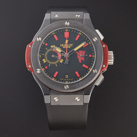 Hublot Big Bang Red Devil Chronograph Automatic // 318.CM.1190.RX.MAN08 // Pre-Owned