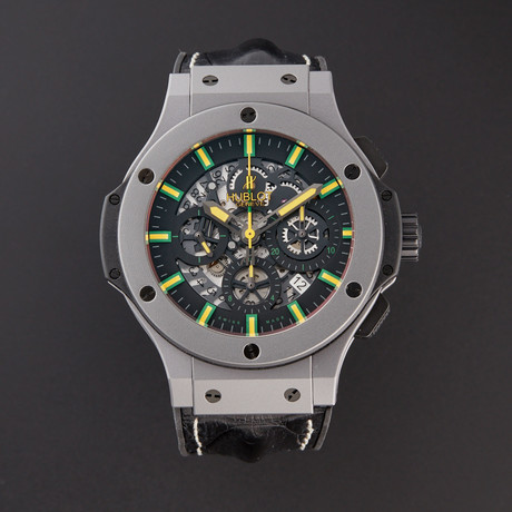 Hublot Big Bang Aerobang Oscar Niemeyer Chronograph Automatic // 311.AI.1149.HR.NIE11 // Pre-Owned